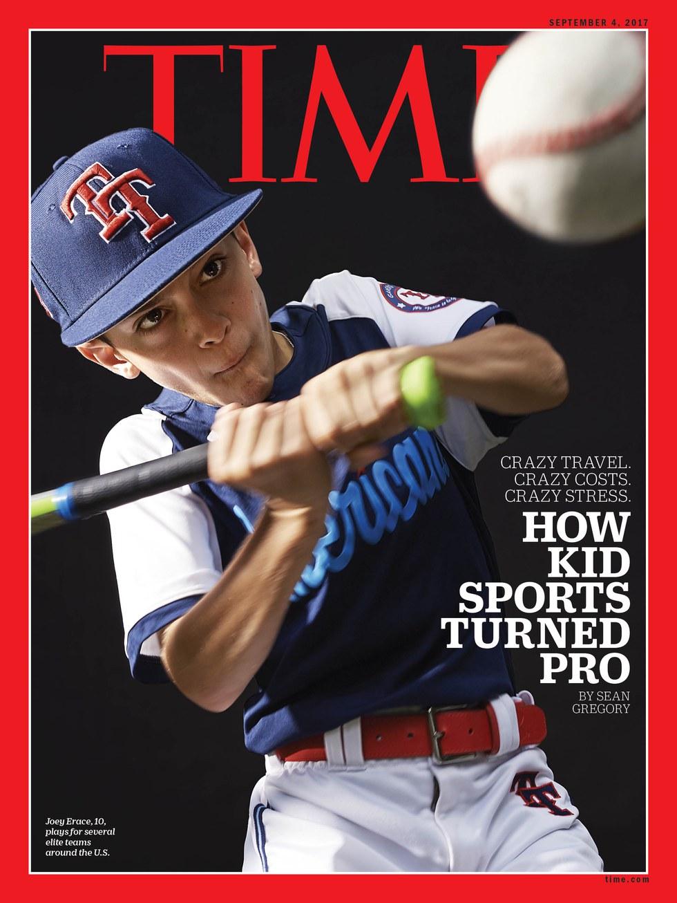 آمریکا و صنعت 15 میلیاردی ورزش کودکان