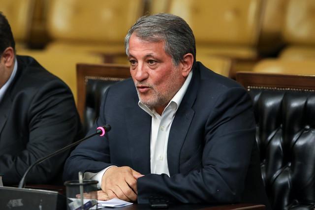 نخستین حکم محسن هاشمی؛ مسئول دفتر چمران مسئول دفتر رئیس شورای شهر شد