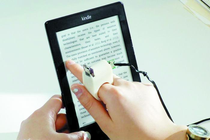 تکنولوژی برای کمک به معلولان