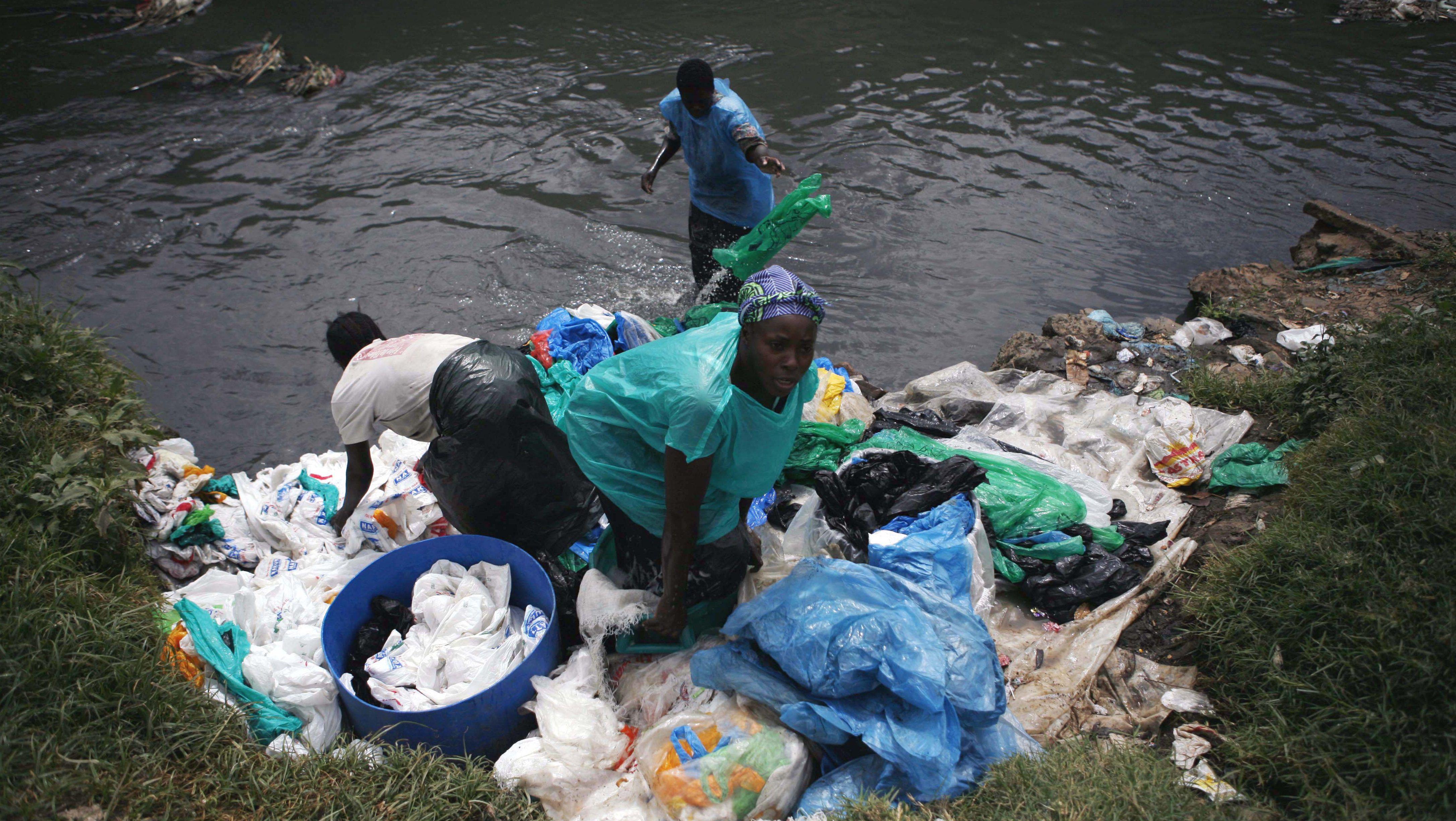 قوانین سخت کنیا برای ممنوعیت کیسه پلاستیکی