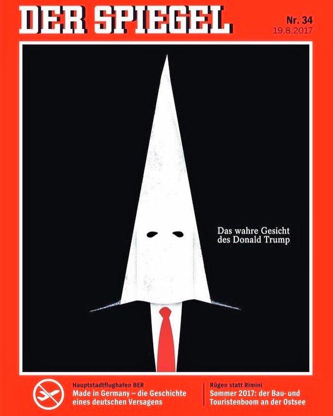 چهره واقعی ترامپ