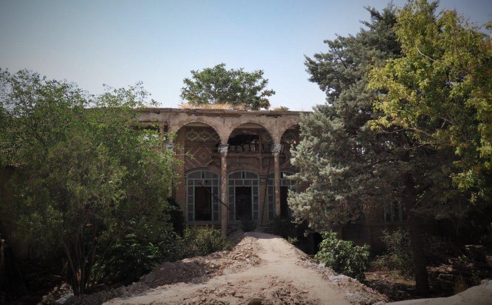 رضایت به مرگ تدریجی خانه تاریخی «کلکتهچی»
