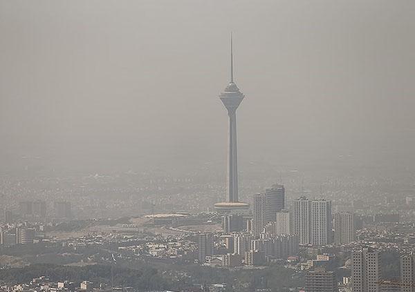 رئیس محیط زیست: آلودگی هوا در راه است