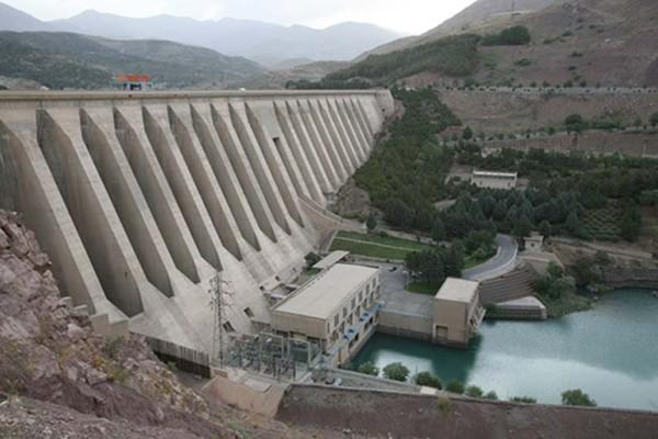 دو سوم سدهای تهران خالی است