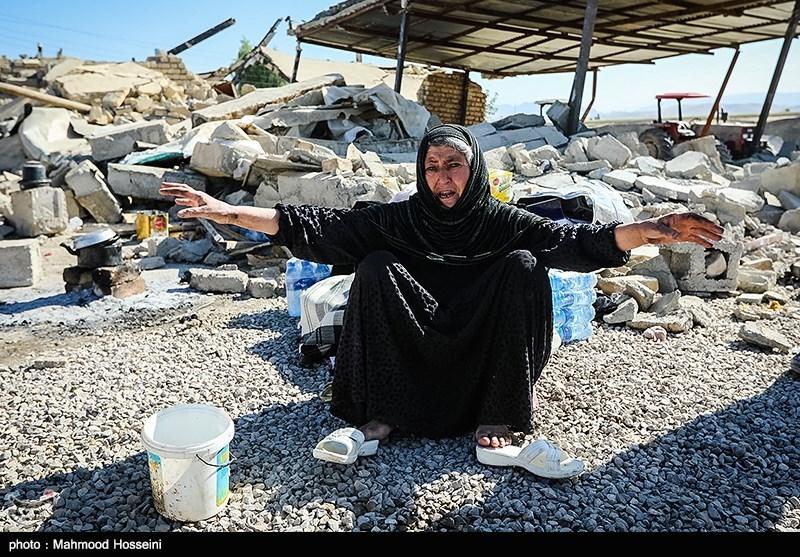 بازسازی زلزله کرمانشاه ۳۲۰۰ میلیارد تومان پول میخواهد