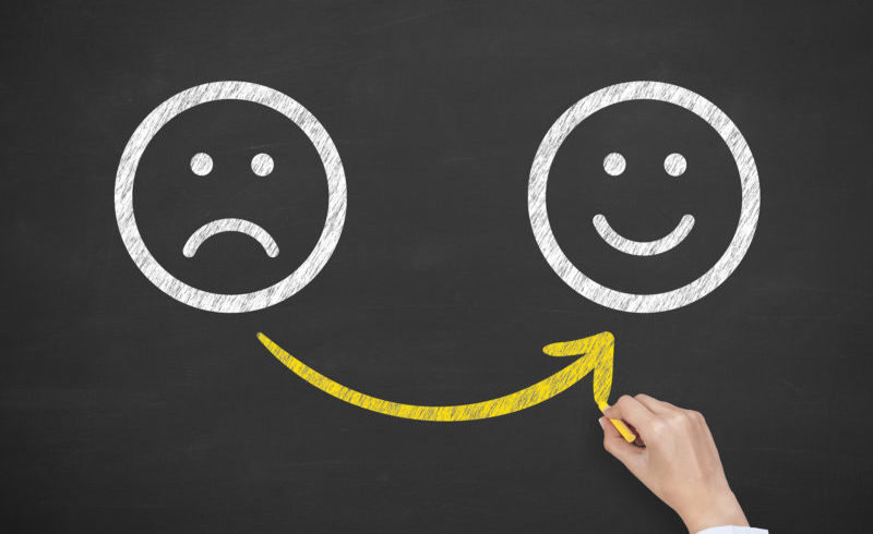 برای شاد بودن چه کار کنیم؟