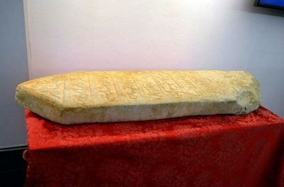 فیلمی از بازگرداندن لوح سنگی قدیمی ایران از ایتالیا