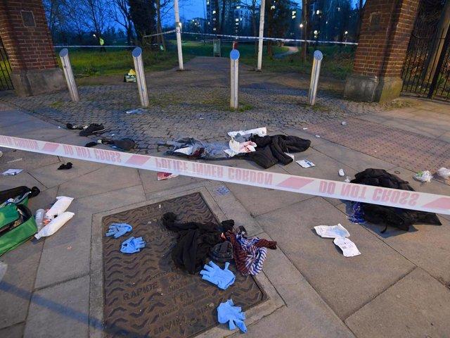 نگرانی از بیشترشدن کودکان قربانی سلاح سرد در انگلیس