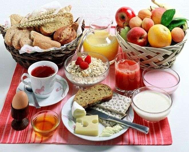 صبحانه نخورید  چاق میشوید