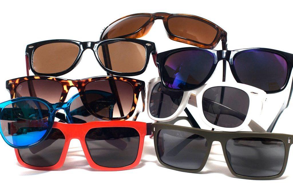 چگونه عینک آفتابی مناسب انتخاب کنیم؟