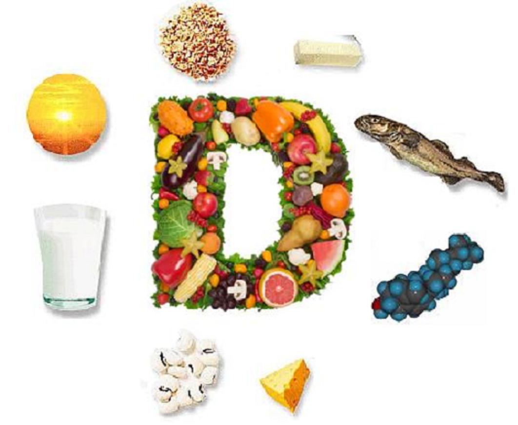 عوارض و راههای جبران کمبود ویتامین دی
