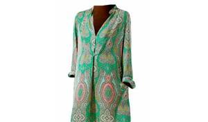 پارچه هایی از الیاف و پنبه با رنگهای سبک و روشن؛ مناسب برای فصول گرم