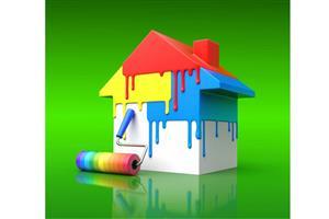 فاکتورهای مهم در رنگآمیزی خانهها