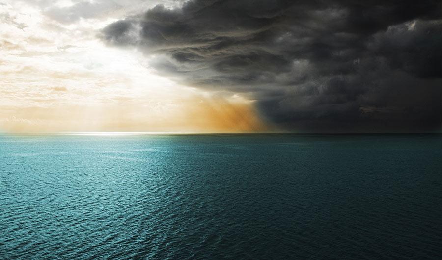 تغییرات آب و هوا، عامل سرطانها و سکتهها