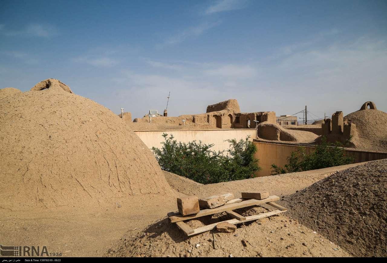 شهر تاریخی «خوسف» بهروایت تصویر