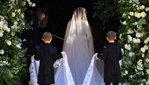 عروسی نوه ملکه انگلیس ۴۲.۸ میلیون دلار هزینه داشت