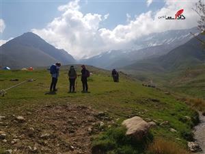 دشت آزو و قله پاشوره؛ حتما یک بار سفر کنید