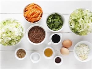 استانداردهای دریافت روزانه کالری