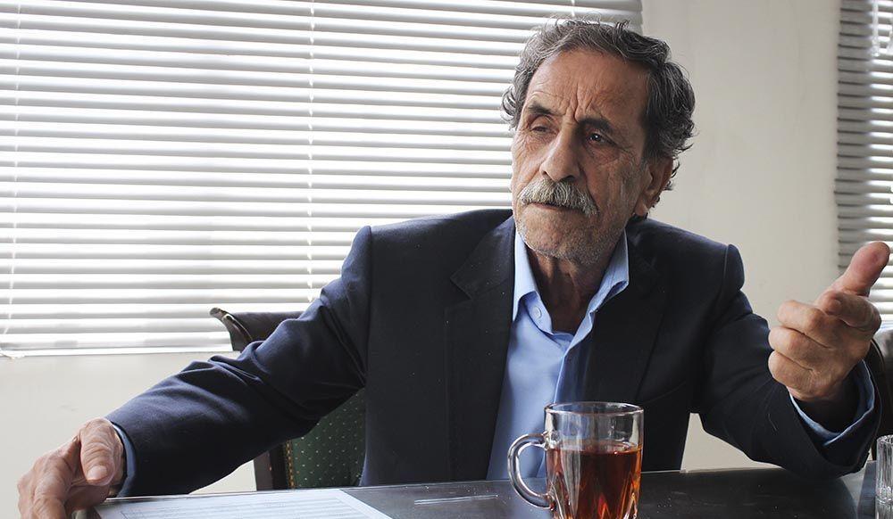 محمود بصیری: بازیگری آخر و عاقبت ندارد