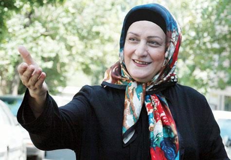مریم امیرجلالی: برای نقش گرفتن به مهمانی شبانه نمیروم