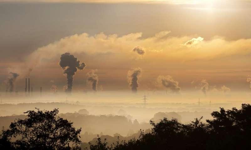 رابطه آلودگی هوا با دیابت
