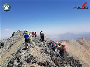 چگونه به قله سرکچال صعود کنیم؟