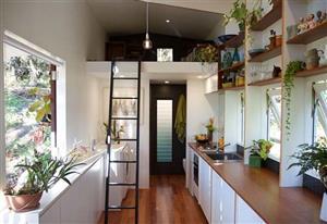 پیشنهادهایی برای دکوراسیون آشپزخانههای کوچک