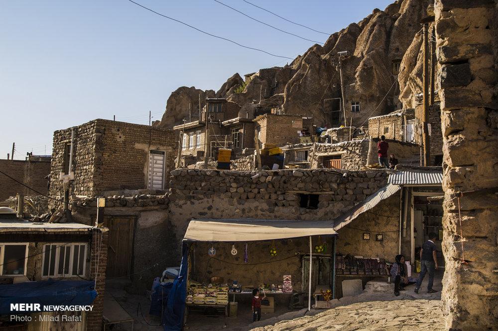 اینجا؛ روستای کندوان