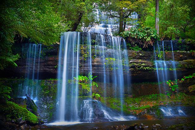 ببینید: زیباترین آبشارهای جهان