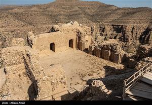 اینجا؛ قلعه دختر استان فارس