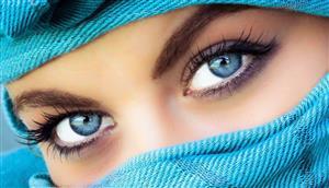 از چه رنگ لنزی برای تغییر چهره استفاده کنیم