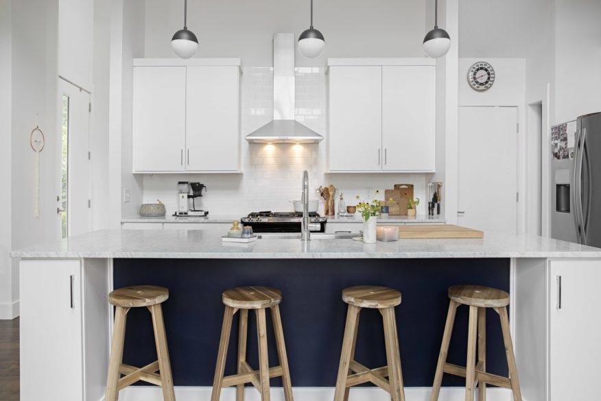 پیشنهادهایی برای تزئین دیوار آشپزخانه