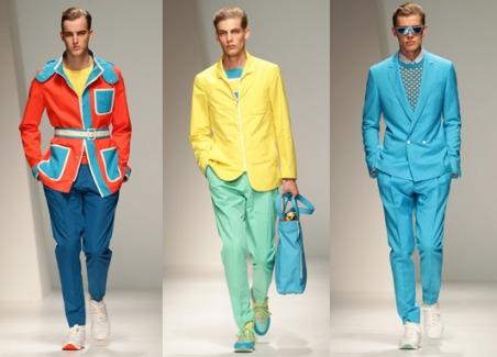 رنگهایی برای لباس خوشتیپها