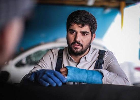 بازیگر نقش حامد در سریال پدر: هم خیلی خیلی نگران بودم و هم خیلی خیلی ذوقزده