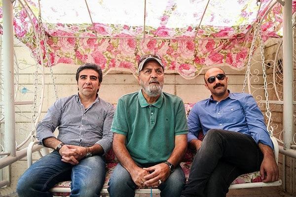 مثلث خشایار الوند، سیروس مقدم و محسن تنابنده در فیلم سینمایی «زهره 1400»