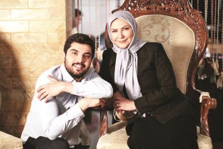سینا مهرداد، بازیگر نقش حامد در سریال پدر از حاشیههای ستاره شدن میگوید