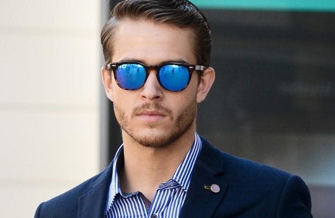 خطرات استفاده از عینکهای آفتابی آینهای