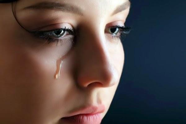 گریه برای سلامتی مفید است