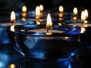 آلبومی از روشهای مختلف استفاده از شمع برای دکوراسیون خانه