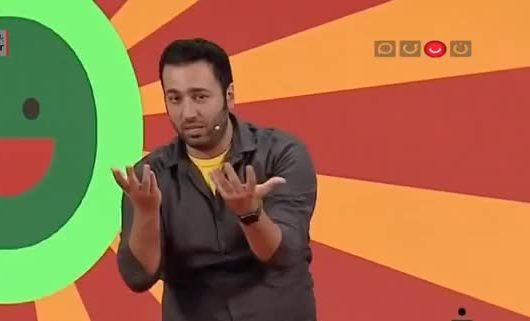 فیلم استندآپ کمدی علی صبوری در مرحله نهایی یا فینال خنداننده شو