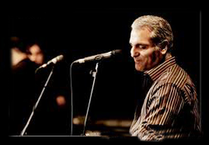 فیلمی از کنسرت مهران مدیری