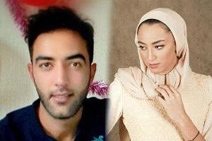 فیلم/ کیمیا علیزاده و همسرش حامد معدنچی چه طور با هم آشنا شدند