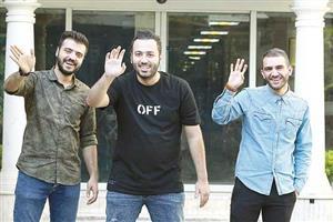 گفتوگو با علی صبوری، ابوطالب حسینی و وحید رحیمیان