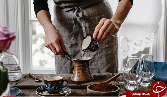 انواع قهوه را چهطور درست کنیم؟