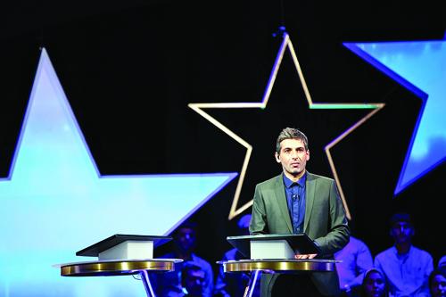 گفتوگو با حمید گودرزی بازیگر و مجری مسابقه 5 ستاره : محمدرضا گلزار را به مسابقهام دعوت میکنم