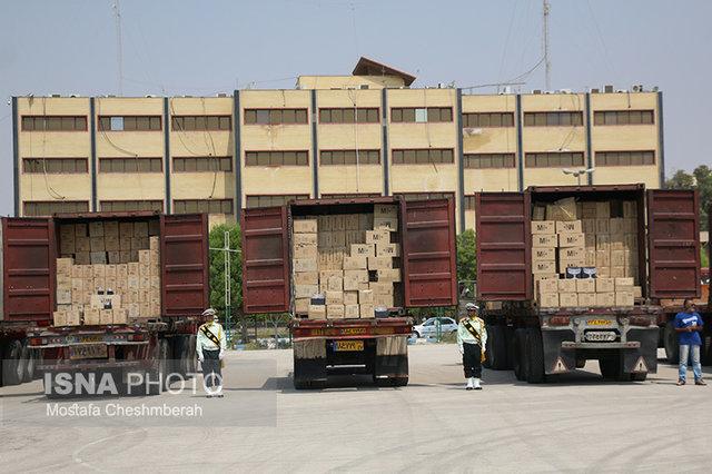 حکم  قطعی برای بزرگترین پرونده قاچاق کشور صادر شد