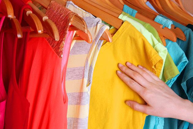 رنگ لباس چه تاثیری در روحیه دارد؟