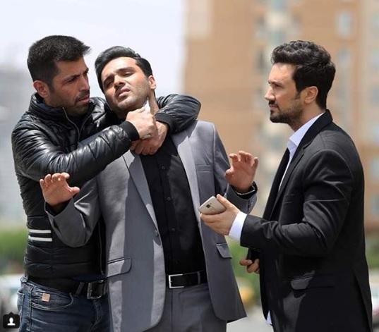 شاهرخ استخری، بازیگر نقش هاتف در سریال دلدادگان: بعد از فاششدن مامور بودن امیر غافلگیریهای بیشتری در راه است