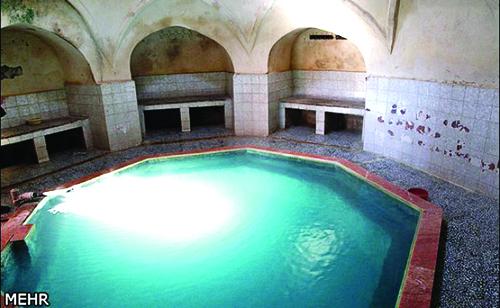 معروفترین آب گرمهای ایران