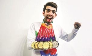 گفتوگو با شاهین ایزدیار، مایکل فلپس ایرانی:٣٠٠ سکه میگیرم اما حقم بیشتر است